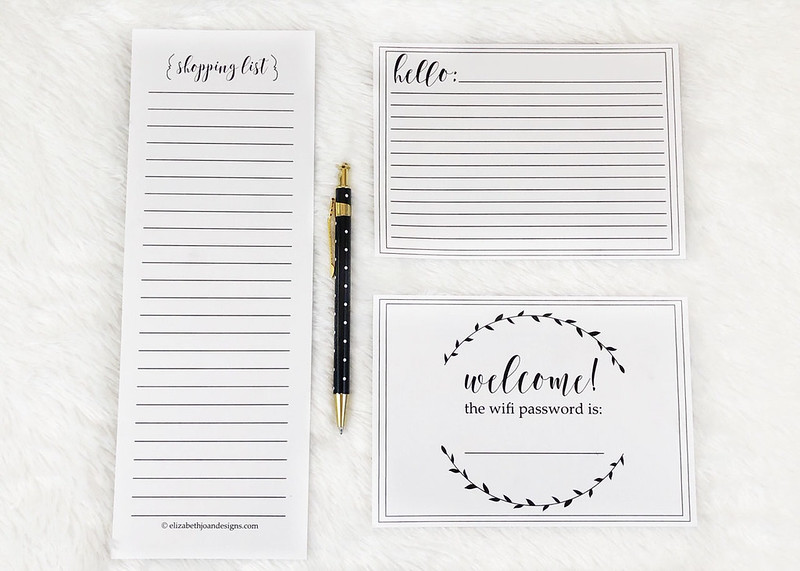 Printable Shopping List Wife Password