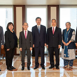 President's Advisory Group on Climate Change and Sustainable Development meets