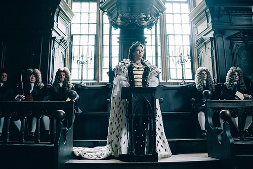 映画『女王陛下のお気に入り』 ©2018 Twentieth Century Fox