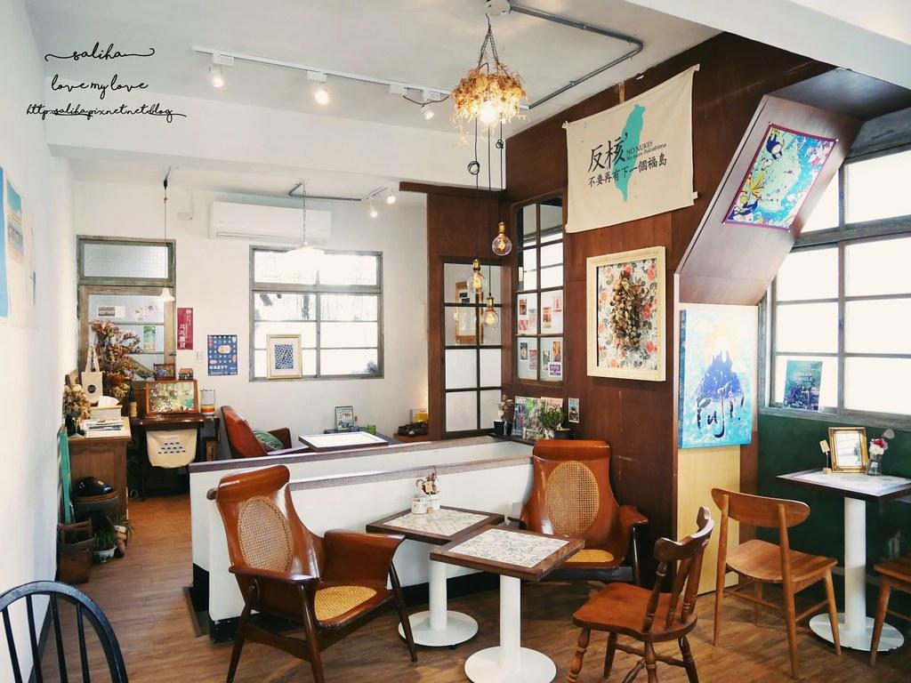 宜蘭礁溪文青風網美好拍老房子不限時間餐廳PonPon乓乓雜貨咖啡 (3)