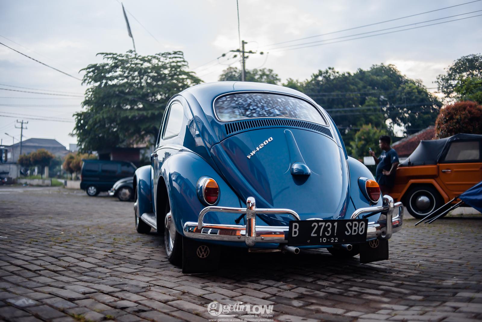 Classic 54 VW Beetle Classic Han's Room