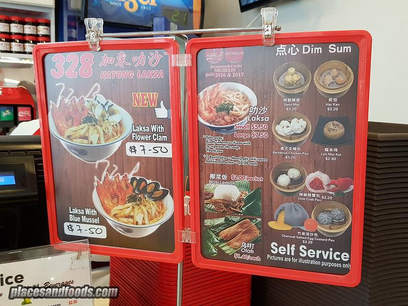 328 katong laksa menu