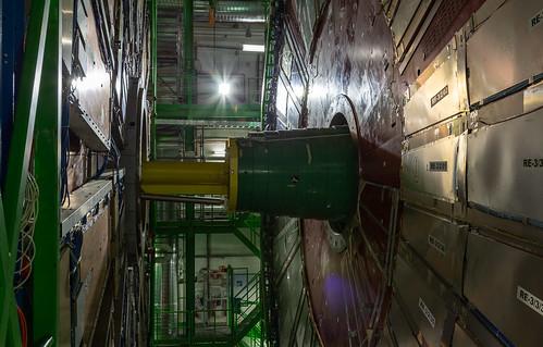 Inside CMS at CERN
