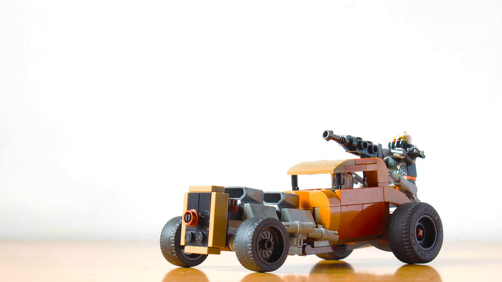 Lego Mad Max Fury Road Elvis