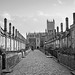 Vicar's Close, Wells by archidave
