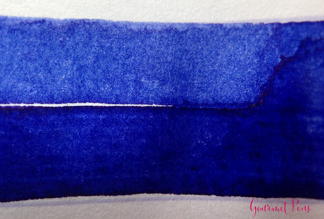 Caran d'Ache Blue Sky Ink 2
