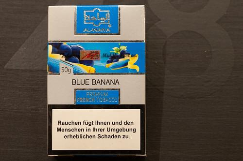 Al-Waha Elite Blue Banana