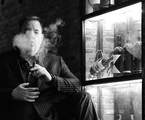 "Shanghai - ""The Gangster"""