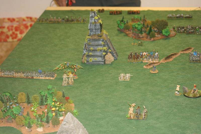 [4000 - Orcs+HL vs Khemri] La bataille des pyramides noires 33505081238_346f92893a_c