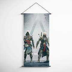 Assassin's Creed 12 Decorative Banner Flag for Gamers