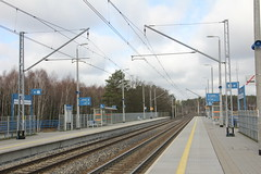 Nowy Kisielin train station