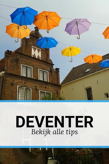 Weekendje Deventer: bekijk alle tips | Mooistestedentrips.nl