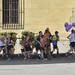32^ Maratonina di Pistoia passaggio dal centro foto di Carlo Quartieri