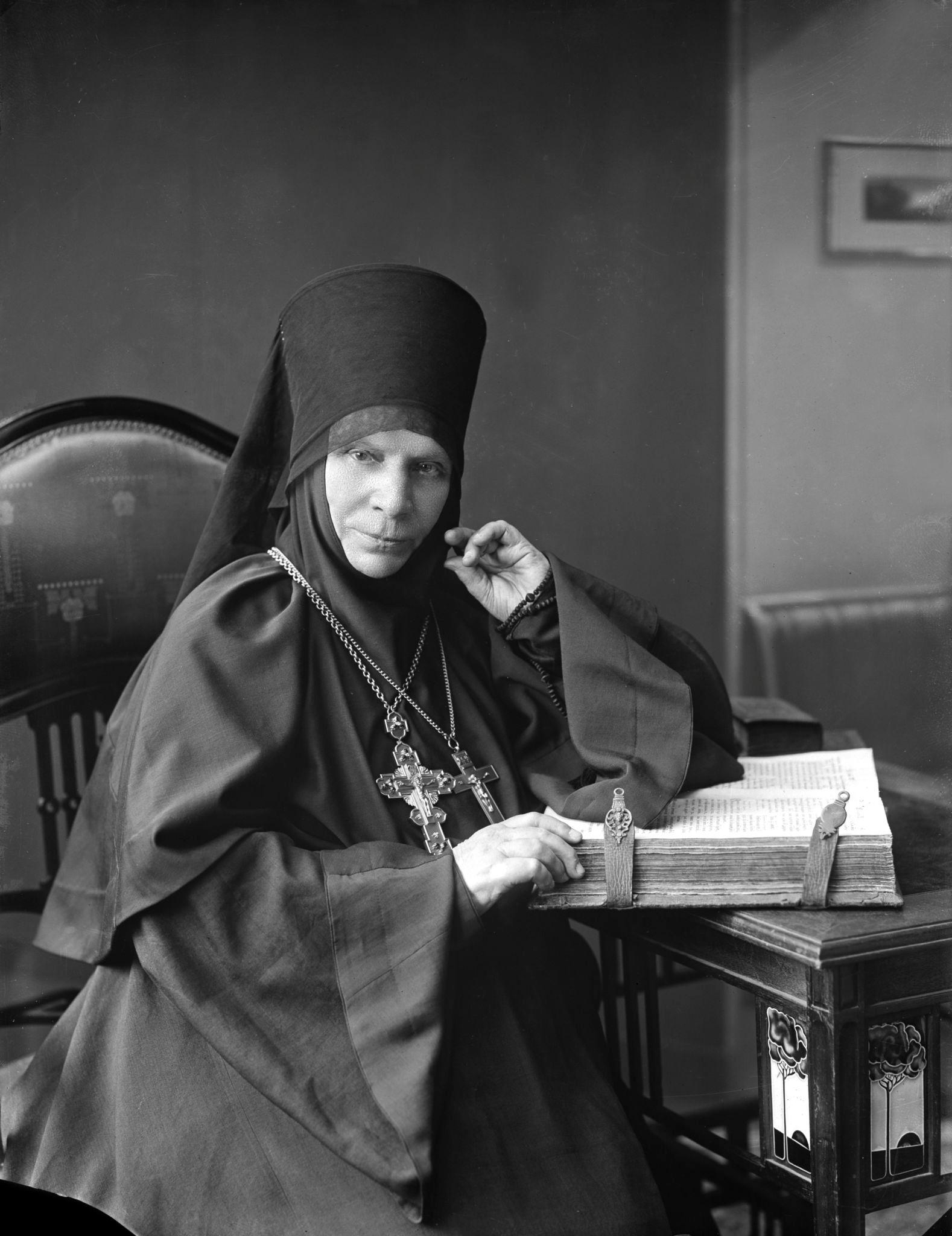 Нектария (Симикова), игумения Серафимо-Понетаевского Скорбященского монастыря а