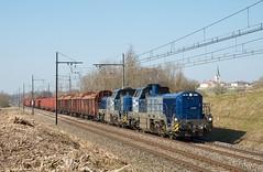 DE 18 2350 en UM et fret - Photo of Montracol