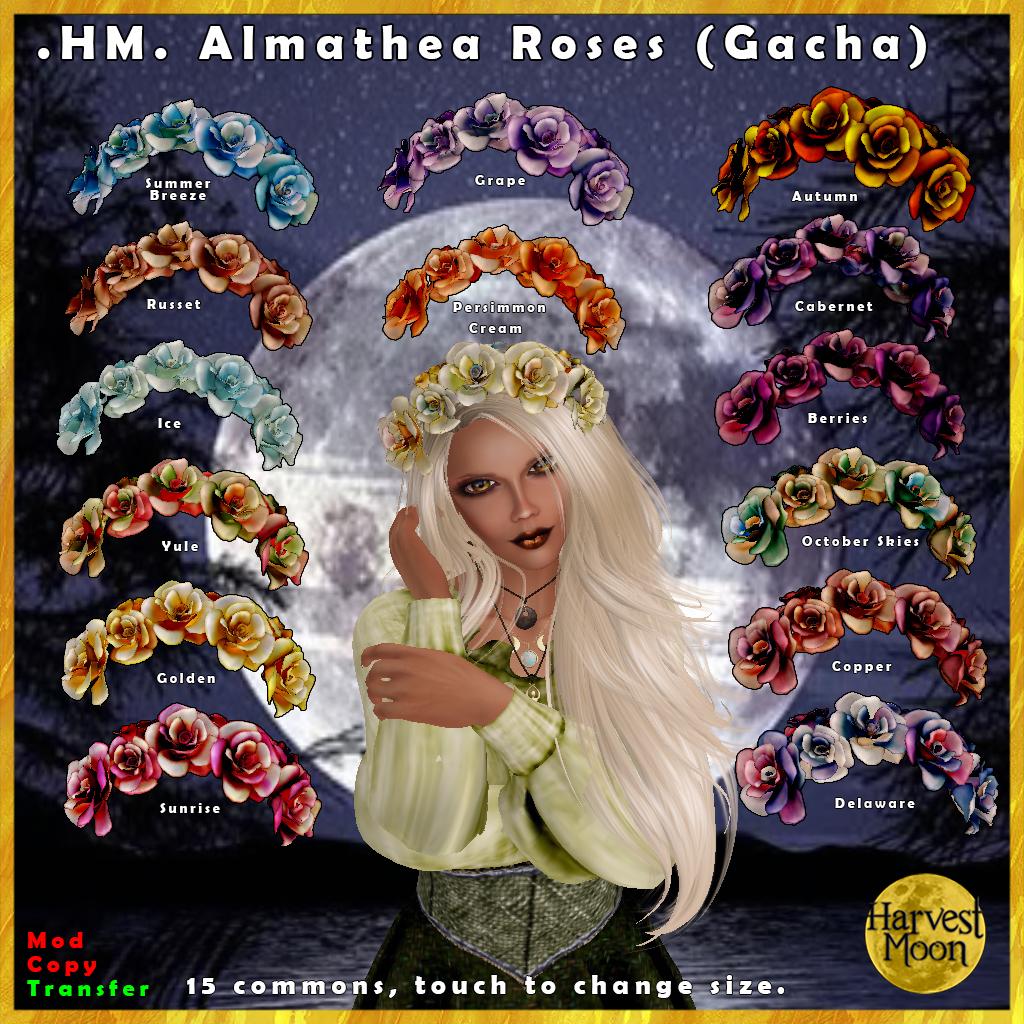 Harvest Moon – Almathea Roses Gacha