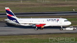 Latam Brazil A320-271N msn 8596