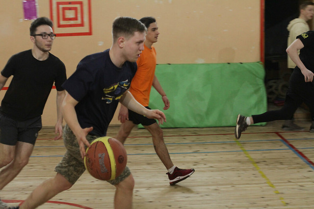 Рекорди КРОКу: баскетбол / СРУ / Університет / 25.03.2019