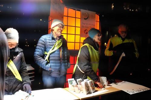 Anna-Clara Rydell, Christer Persson, Birgitta Hillerström och Anders Wikström