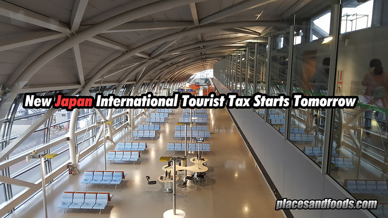 new japan international tourist tax