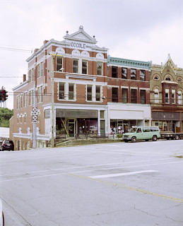 Cole Building, Carlisle, Nicholas County, Kentucky