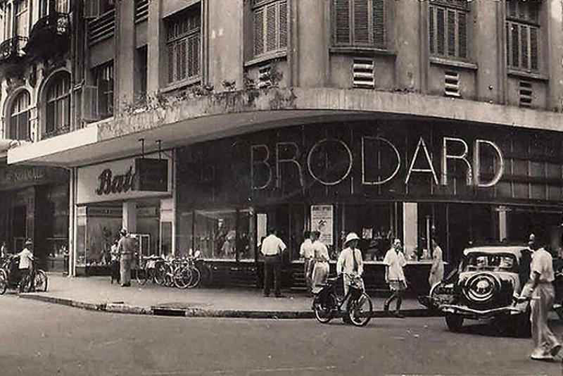 Cà phê Brodard - Điểm đến cho những quý ông tân thời xưa