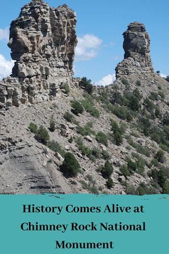 History Comes Alive at Chimney Rock National Monument