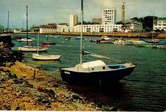 56 LORIENT Le nouveau port de plaisance & les HLM