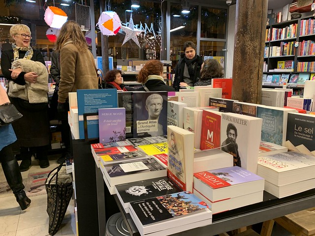 Librairie La Manoeuvre - Paris Xie
