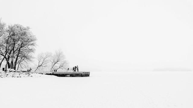Steamboat Blues | Frozen Winterscape [Explored 2019-01-27]