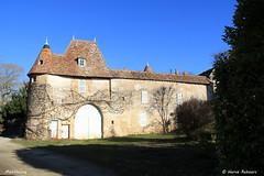 36 Montlevicg - Château XV XVI - Photo of Lourouer-Saint-Laurent