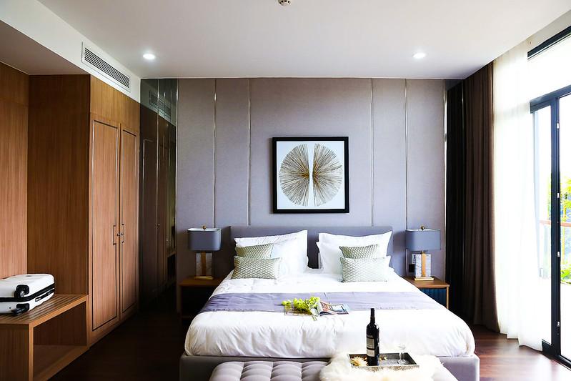 Phòng ngủ view biển