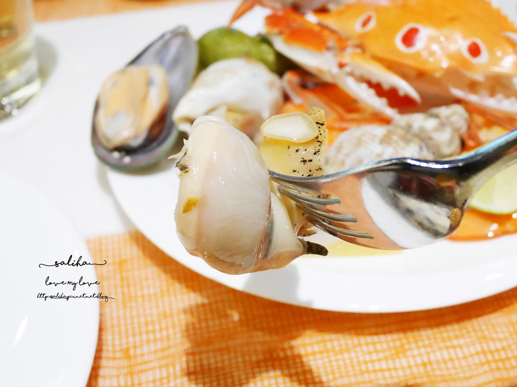 台北美麗華附近餐廳飯店下午茶吃到飽美福彩匯自助餐 (6)