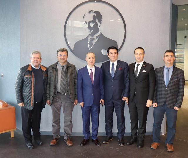 PRU Rektörü-Kocaeli DTO