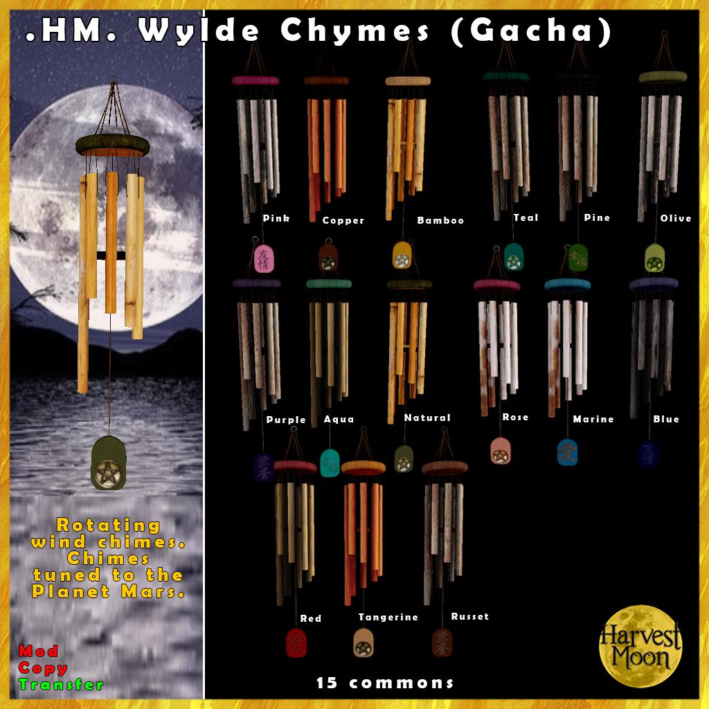 Harvest Moon – Gacha – Wylde Chymes