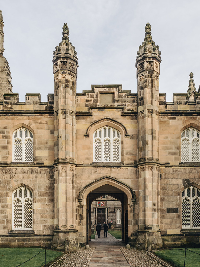 Powis Gate - Old Aberdeen University-3