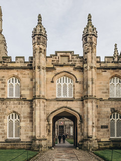 Powis Gate - Old Aberdeen University-3 | by Macaroons