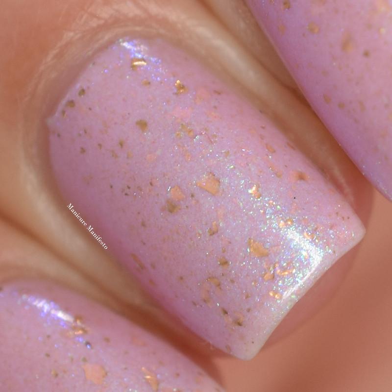 Blush Lacquers Lilac Dawn