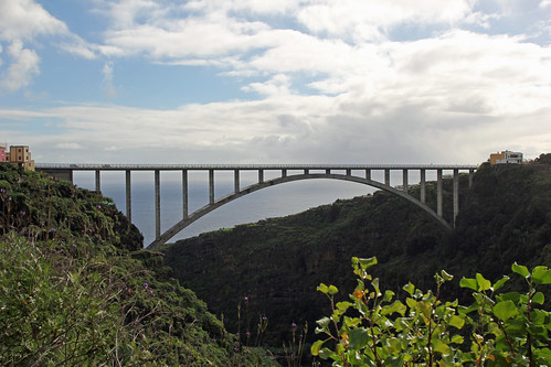 Bridge over the Barranco del Agua