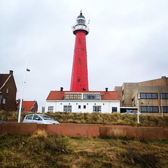 Lighthouse in Scheveningen