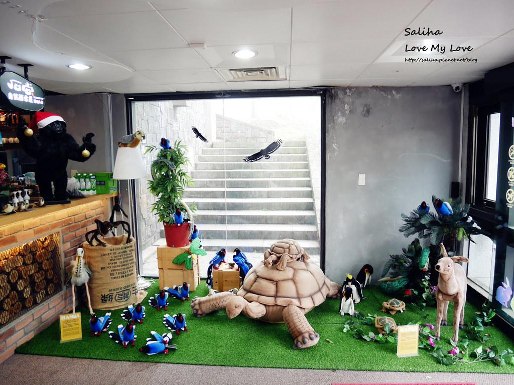台北陽明山遊客服務中心不限時餐廳咖啡廳下午茶推薦石尚自然探索屋 (3)