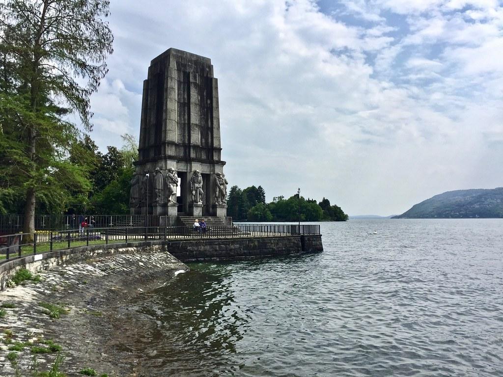 Weekend al Lago Maggiore - Mausoleo a Pallanza