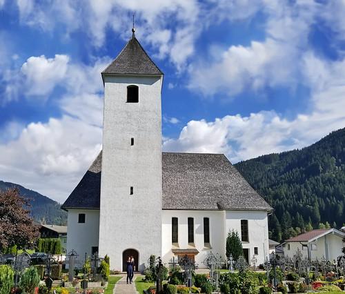 Austria 2018 09 Eben im Pongau Church IMG_105935
