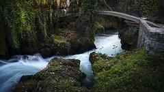 Düden park waterfalls