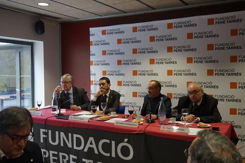 Fòrum Social Pere Tarrés amb Damià Calvet