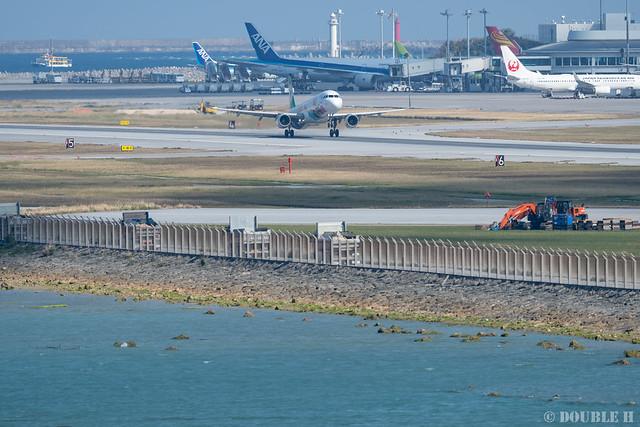 Naha Airport 2019.1.31 (6)