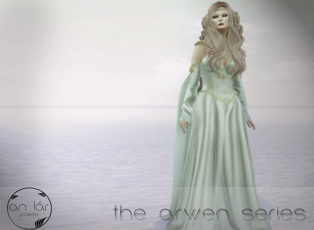 an lar [poses] The Arwen Series