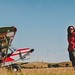 Hazel and plane