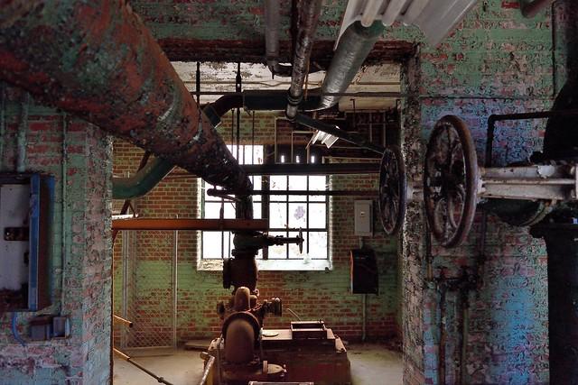 Powerhouse first floor