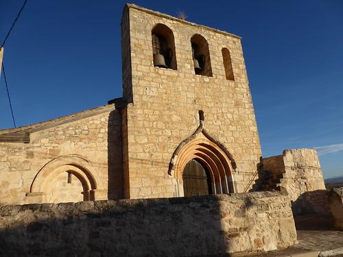 Haza (Burgos-España). Iglesia